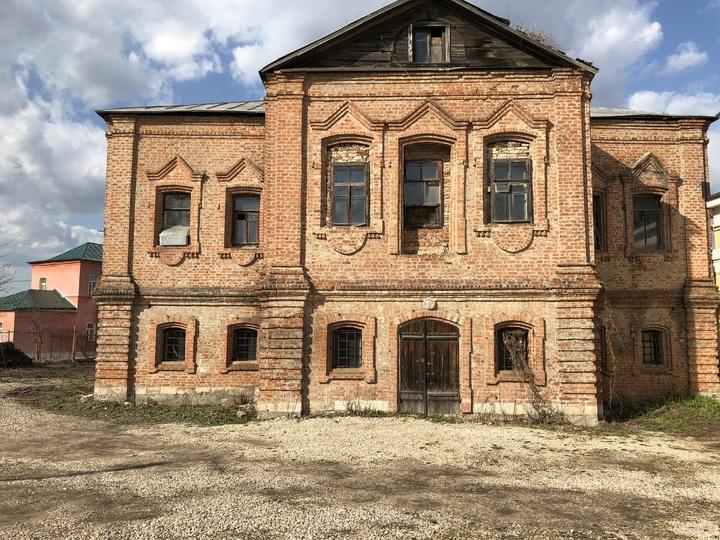 Открытие Центра семейной истории (ЦСИ) в Туле