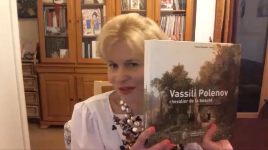 """Доклад Татьяны Моженок на конференции """"Русское наследие"""""""